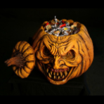 Jack-O-Licious Haunt Prop - shipping included