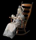 Lullaby Animated Haunt Prop