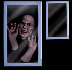 Haunted Mirror Illusion - Free Shipping