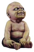 Possessed Baby Prop