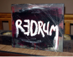 Redrum Decoration