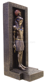 Egyptian Small Horus Coffin