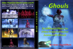 Ghouls, HD Digital Projection DVD