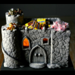 Candy Castle (shipping included)