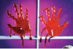 Bloody Hand Prints