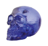 Blue Mini Skull (Set of 6)