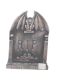 Tombstone: Lite-Up Gargoyle Tombstone - Free Shipping