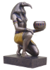 Egyptian Thoth Candle Holder