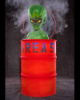 (Animated Prop) Alien Ambush—Free Shipping